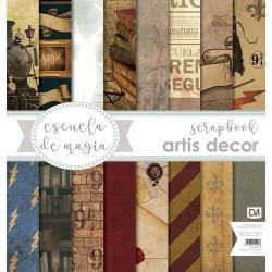 """Coleccion Artis Decor """"Escuela de Magia"""""""