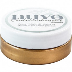 Embellishment Mousse Nuvo Cosmic Brown