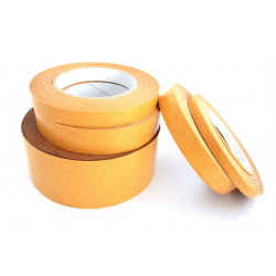Cinta adhesiva Doble Cara 9 mm X50 Mtrs.