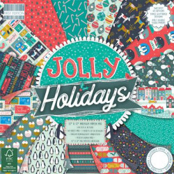 Stack Papeles 30x30 First Edition Jolly Holidays