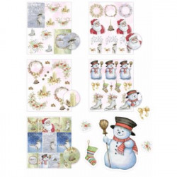 Recortables Papers For You Navidad