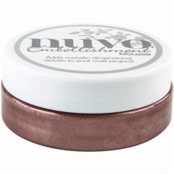 Embellishment Mousse Nuvo B.Bronce