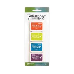 Ranger Wendy Vecchi mini archival ink pad kit 6