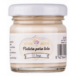 PINTURA TELA 01 BLANCO - 30 ML