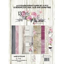 Stack Papeles 30x30 13 @rts Aqua Flora