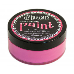 Ranger • Dylusions paint bubblegum pink