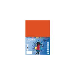 Cartulina A-4 Apli Naranja