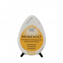 Memento dew drop ink pad cantaloupe