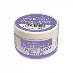 Heavy Body Paste Blanca Stamperia 150 ml PROXIMAMENTE