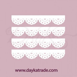 Papel 30X30 Dayka Baby Shower
