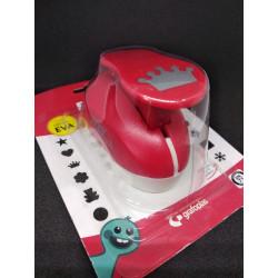 Perforadora Especial Goma EVA 3.8 cms