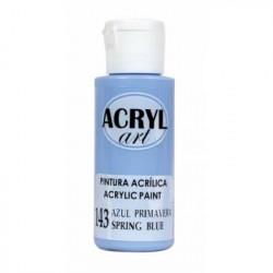 Pintura Acrilica Artis Decor 60 ml. Azul Lago