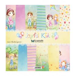 Coleccion Joyful Kids ScrapAndMe