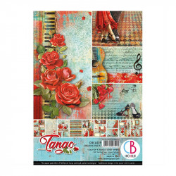 Papel A4 Ciao Bella Start your Tango