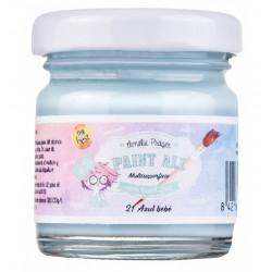 Paint All Multisuperficie Azul Bebe Amelie 30 ml