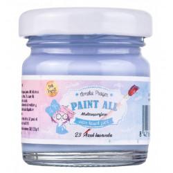 Paint All Multisuperficie Azul Lavanda Amelie 30 ml