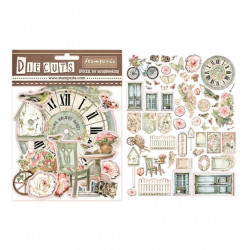 Die Cuts surtidos -house of roses