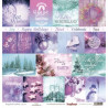 "Papel Scrapberry´s 12 x 12 Winter Wonderland "" Magical Wishes"