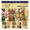 Stack Papeles Estampados 30x30 Graphic 45 Floral Shoppe