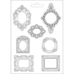 Stamperia Soft Mould A4 Frames